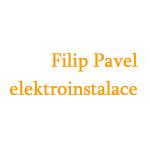 Filip Pavel - elektroinstalace – logo společnosti