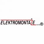 ELEKTROMONTÁŽE s.r.o. – logo společnosti