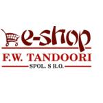 F. W. TANDOORI, spol. s r.o. - Dodavatel asijských potravin – logo společnosti