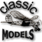 Mareš Petr, Ing. - Classic models – modely letadel – logo společnosti