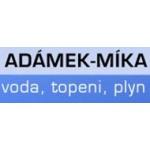 Adámek - Míka – logo společnosti
