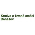 Krmiva a krmné směsi Benešov – logo společnosti