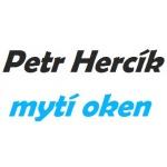 Hercík Petr - mytí oken – logo společnosti