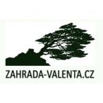 Zahrada Valenta - Návrhy a realizace zahrad Praha – logo společnosti