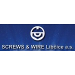 SCREWS & WIRE Libčice a.s. – logo společnosti