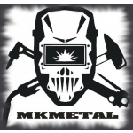 MKMETAL – logo společnosti