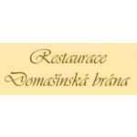 Restaurace Domašínská brána – logo společnosti