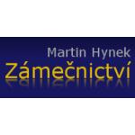 Hynek Martin - montáže vrat – logo společnosti