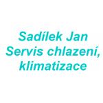 Sadílek Jan- Servis chlazení, klimatizace – logo společnosti