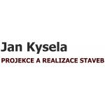 Kysela Jan - projekce a realizace staveb – logo společnosti
