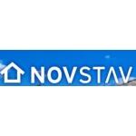 NOVSTAV s.r.o. – logo společnosti