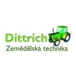 Dittrich Čestmír, Ing. - zemědělská technika a hydraulické rozvaděče – logo společnosti