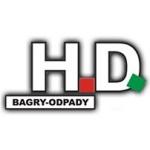 H.D. BAGRY- ODPADY – logo společnosti
