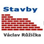 Růžička Václav - zemní práce – logo společnosti