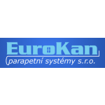 EuroKan parapetní systémy s.r.o. – logo společnosti