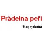 Zdeňka Kopejsková - PRÁDELNA PEŘÍ – logo společnosti