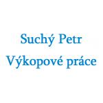 Suchý Petr- Výkopové práce – logo společnosti