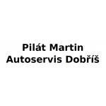Pilát Martin- Autoservis Dobříš – logo společnosti