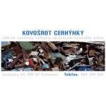 Vondráček Zdeněk - kovošrot Cerhýnky – logo společnosti