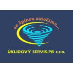 ÚKLIDOVÝ SERVIS - Pb s.r.o. – logo společnosti