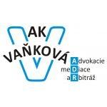 JUDr. Eva Vaňková - advokátní služby – logo společnosti