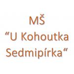 """Mateřská škola """"U kohoutka Sedmipírka"""" Benešov – logo společnosti"""