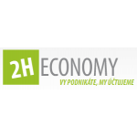 2h Economy s.r.o. - účetnictví, daně, ekonomické poradenství – logo společnosti