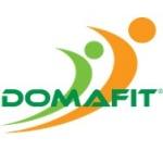 DOMAFIT FITNESS, s.r.o. (pobočka Jeneč) – logo společnosti