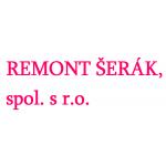 REMONT ŠERÁK,spol. s r.o. – logo společnosti