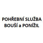 Jan Bouší - POHŘEBNÍ SLUŽBA BOUŠÍ A PONÍŽIL - PŘÍBRAM – logo společnosti