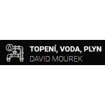 Mourek David - topení, voda, plyn – logo společnosti