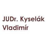 JUDr. Kyselák Vladimír - advokátní kancelář – logo společnosti