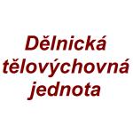 Dělnická tělovýchovná jednota – logo společnosti