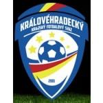 Královéhradecký krajský fotbalový svaz (pobočka Hradec Králové) – logo společnosti