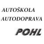 AUTOŠKOLA, AUTODOPRAVA - POHL (Pardubice) – logo společnosti