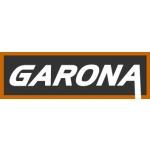 GARONA s.r.o.- garážová vrata, vjezdové brány, předokenní rolety – logo společnosti