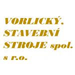 VORLICKÝ, STAVEBNÍ STROJE spol. s r.o. – logo společnosti