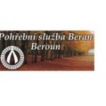 Pohřební služba Beran Beroun – logo společnosti