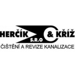 HERČÍK a KŘÍŽ, spol. s r.o. - Čištění a revize kanalizace – logo společnosti