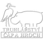 Janiš Petr - Truhlářství čáp a hroch – logo společnosti