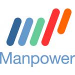 Manpower Žebrák – logo společnosti