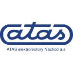 ATAS elektromotory Náchod a.s. – logo společnosti