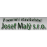 Pozemní stavitelství Josef Malý s.r.o. – logo společnosti