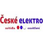 ČESKÉ ELEKTRO - PRODEJ SVÍTIDEL ( E - shop) – logo společnosti
