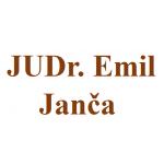 JUDr. Emil Janča – logo společnosti