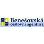 Blanka Raudová - Benešovská cestovní agentura – logo společnosti