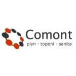 COMONT s.r.o. – logo společnosti