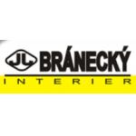 BRÁNECKÝ - INTERIÉR – logo společnosti
