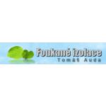 Auda Tomáš- Foukané izolace – logo společnosti
