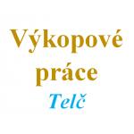 VÝKOPOVÉ PRÁCE Telč – logo společnosti